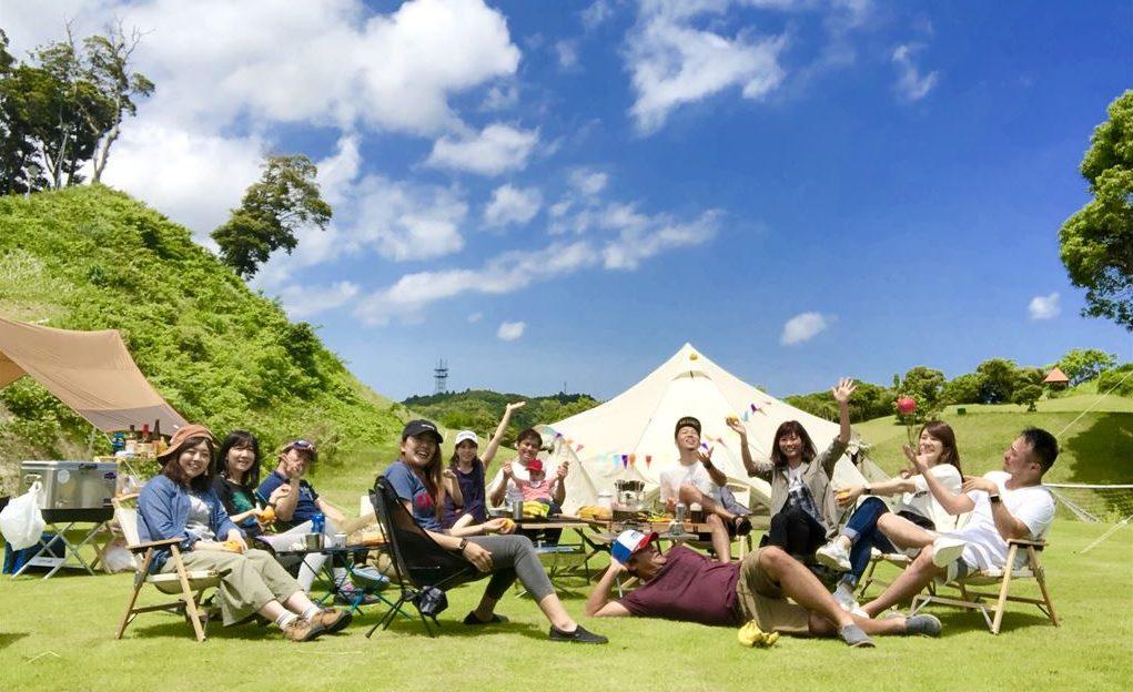ゴルフしなくてもOK!子供も一緒に楽しめる!千葉のキャメルゴルフリゾートで日帰りキャンプを初体験!